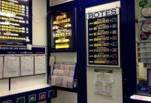 El primer premio de Lotería toca en Xàbia y el segundo en València