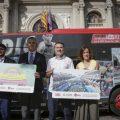 Dispositiu especial de mobilitat per a la Marató de València 2019