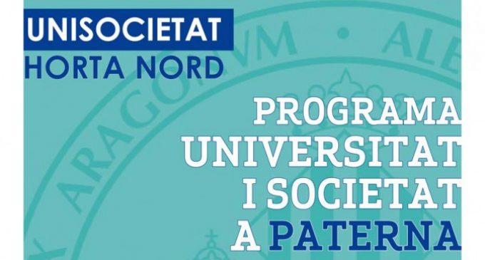 El programa Unisocietat de Paterna per a majors de 30 anys obri el termini de matrícula