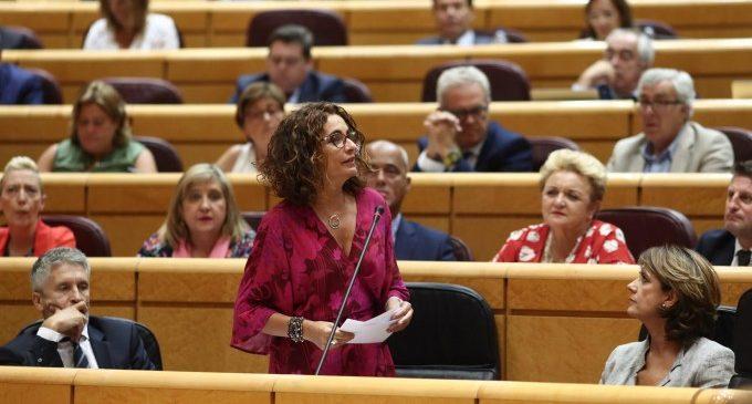 El Congreso respalda el pago a las autonomías de las entregas a cuenta