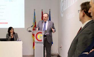 """Morata demana un marc de """"polítiques fiscals i desregulació"""" perquè l'economia cresca """"amb ocupació i riquesa"""""""