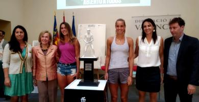 Hoy arranca la cuarta edición del Open Tenis Ciudad de València con 64 jugadoras internacionales