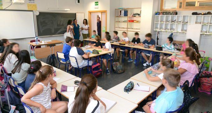 Els centres educatius de Paiporta inicien el curs escolar 2019-2020