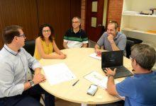 Reunión de trabajo en la Consellería de Educación para avanzar en el Pla Edificant de Paiporta
