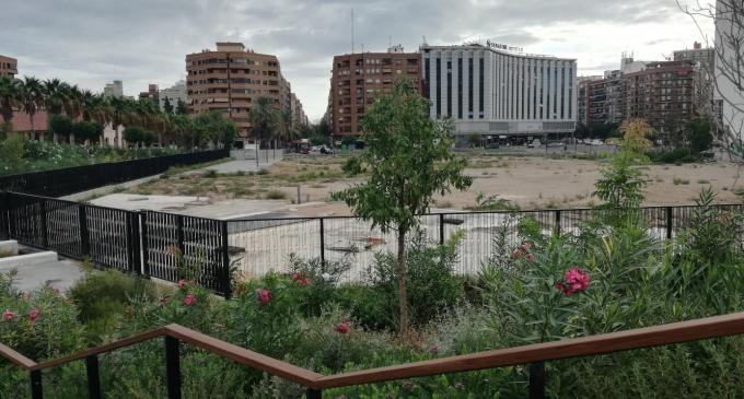València Parc Central licita la contractació de les obres del parc Russafa-Malilla en la zona Dr. Domagk