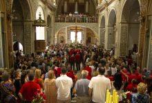Solemnitat en la festivitat del Santíssim Crist de la Fe a Picassent