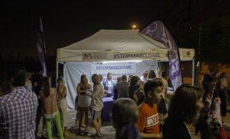 Les Festes Majors de Picassent han comptat amb un Punt Violeta