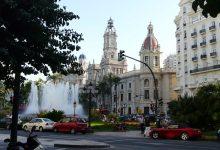 La Plaza del Ayuntamiento acoge la Feria de la Movilidad