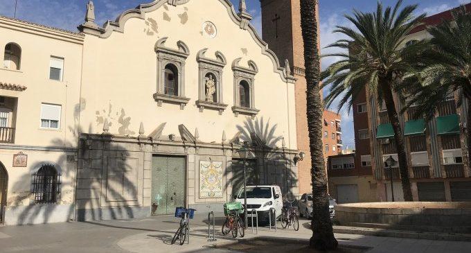 La plaza del Rosario del Cabanyal estrenará nueva imagen en enero