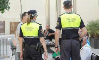 Detingut un home per agredir a la seua parella en presència dels seus fills a Sueca