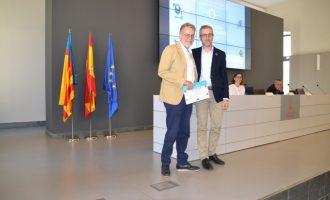 Albal ha recogido el Premio a la Movilidad