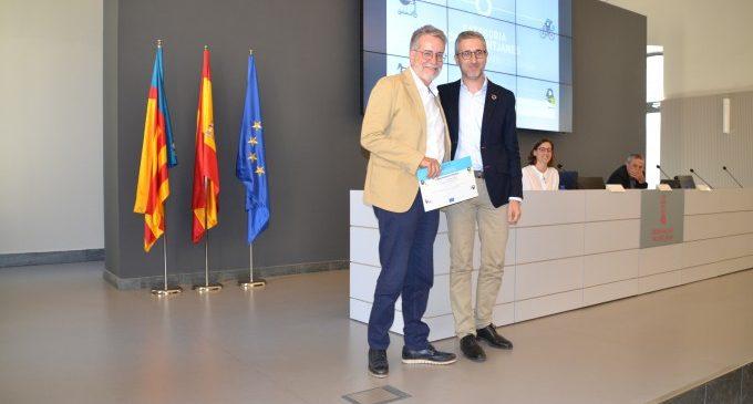 Albal ha recollit el Premi a la Mobilitat