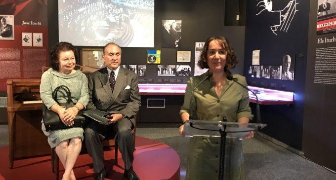 Un viatge per la vida professional i personal d'Amparo i José Iturbi