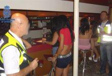 """El PSPV veu """"urgent"""" que s'augmente la vigilància en prostíbuls i demana una llei abolicionista"""