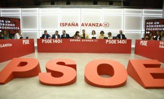El PSOE atribueix el fracàs de la negociació amb Podem a l'hiperlideratge d'Iglesias