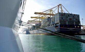 Arcadi España aborda mesures per a garantir la cohesió entre els ports i les ciutats de la Comunitat Valenciana