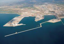 El temporal obliga a cerrar el Puerto de Sagunto y el de València