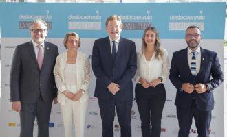 Puig afirma que la Generalitat treballa de forma coordinada en la millora de l'ecosistema de la societat de la innovació