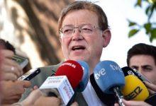 """Puig afirma que el Consell impulsará una """"revolución verde"""""""