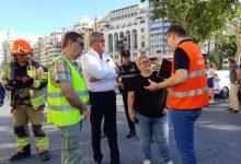 Quart simulacre d'evacuació a l'Ajuntament després d'una dècada sense realitzar-se