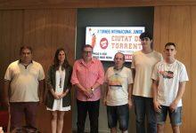 Equips nacionals i internacionals participaran en el Torneig Internacional Júnior de Bàsquet de Torrent