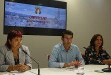Jorge Rodríguez anuncia la gratuïtat del transport públic d'Ontinyent l'1 de gener per afavorir la mobilitat