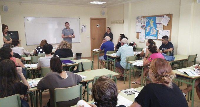 L'Escola d'Adults d'Almussafes comença les classes del nou curs 2019-2020