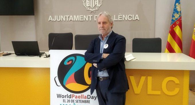 La segona edició del World Paella Day se celebrarà el 20 de setembre