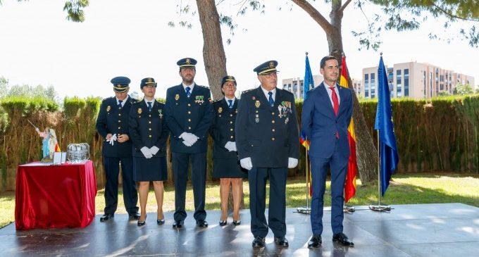 Mislata celebra el dia gran de la Policia Nacional