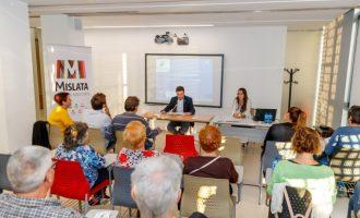 El Pacte d'Alcaldies involucra a la ciutadania en el desenvolupament sostenible de Mislata