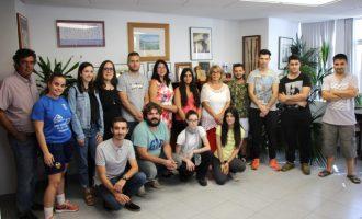 12 joves comencen a treballar a l'Ajuntament de Picassent mitjançant els programes d'inserció laboral Emcuju i Empuju