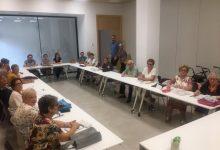Más de 100 personas participan en la Aula de Mayores de Quart de Poblet