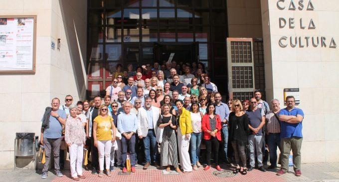 """Tamarit: """"El Circuit Cultural Valencià és fonamental per a garantir la vertebració cultural a les nostres comarques"""""""