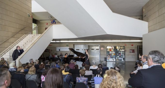 L'IVAM ofereix un recital d'òpera gratuït en col·laboració amb el Palau de les Arts