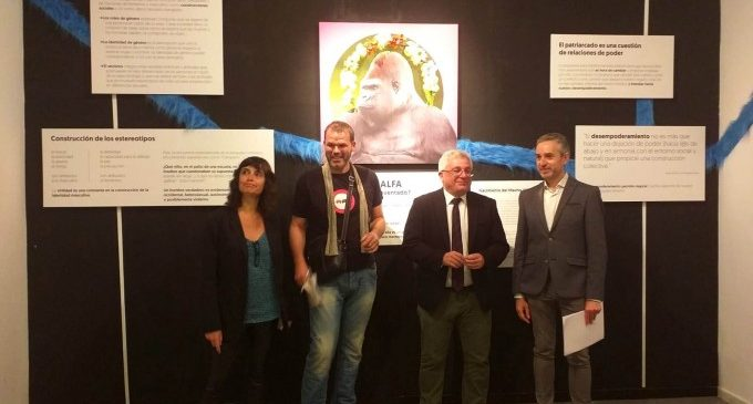 """El Consorci de Museus impulsa la igualdad de género """"desempoderando al macho alfa"""" en el MACA"""