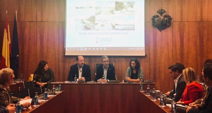 Arcadi España destaca la seguretat en la tramitació de plans afectats per inundabilitat