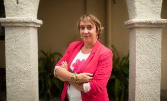 """Eva Sanz: """"La política local serveix per a transformar la vida de les persones"""""""