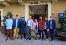El Conseller Vicent Marzà es reuneix amb les AMPES de Foios