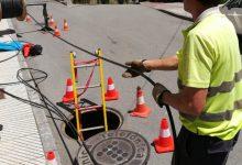 Foios instal·la fibra òptica en els edificis municipals