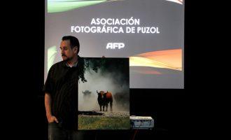 Puçol inaugura una Associació Fotogràfica a càrrec de David Ramírez