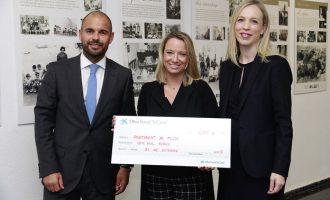 La Caixa entrega 6.000 euros a Puçol