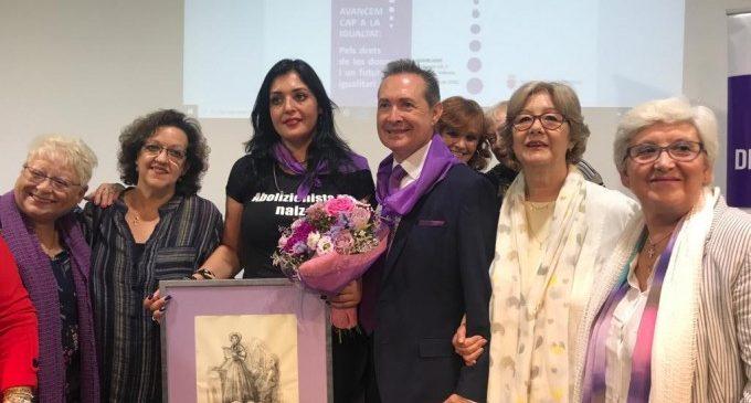 Xirivella acomiada la seua jornada feminista exigint polítiques d'igualtat