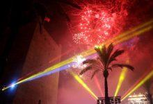 Horari i programació dels castells en Falles 2020