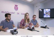 Gandia presenta les activitats de l'Ican Triatló Gandia 2019