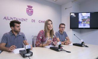 Gandia presenta las actividades de la Ican Triatlón Gandia 2019