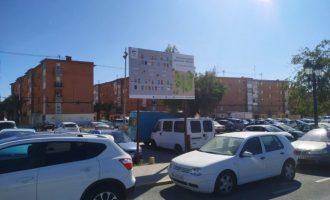 Paterna estrenarà 100 noves places d'aparcament en les coves i la Torre