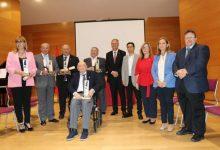 Llíria reconeix el treball de les federacions Espanyola i Valenciana de societats musicals