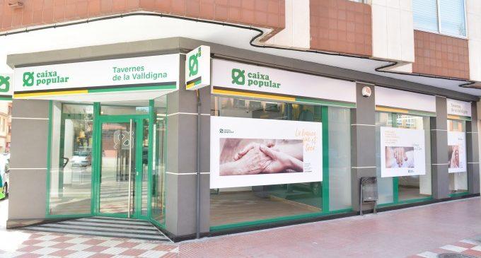Caixa Popular incrementa un 25% sus beneficios y alcanza 10 millones de euros de resultados