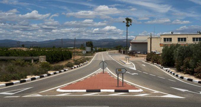 La Diputació de València inverteix 8,5 milions a ampliar la carretera Llíria-Alcublas