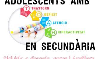 Gandia organiza una charla sobre adolescentes con TDAH en Secundaria